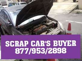 { THANE BESTY SCRAP CAR'S BUYER }