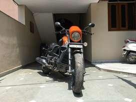 UM Motorcycles Renegade Sport S 300