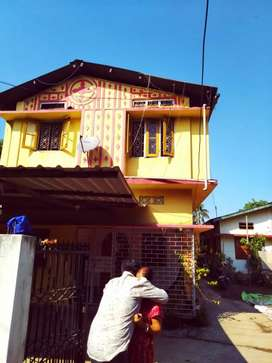 3bhk Home available for rent at rs 8000