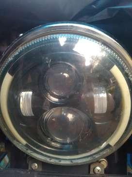 Royal enfield projector headlight urgent sale
