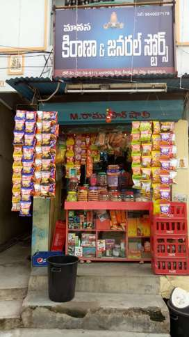 Shop for sale near CBM school bangarumetta Ganesh .