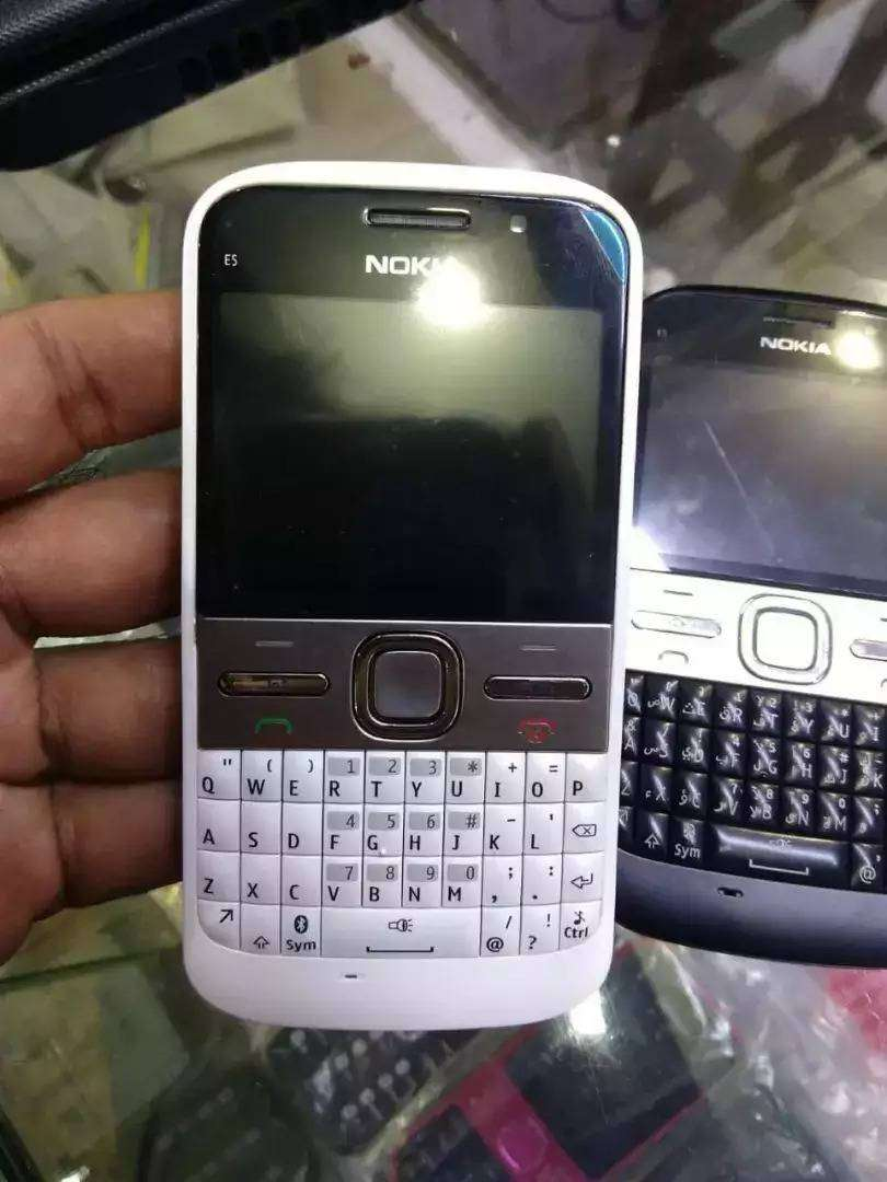 Nokia E5 Symbian WiFi & 3G  New Box Pack || Delivery All Pakistan 0