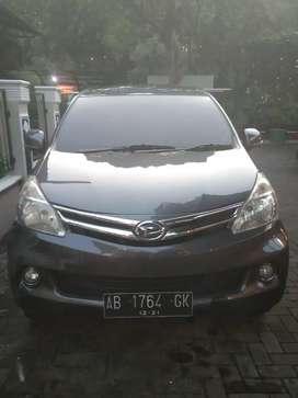 Xenia 2011 mobil pribadi