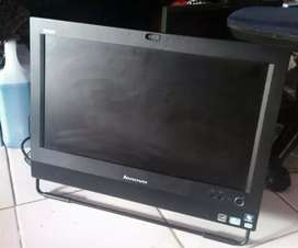All in one 19inch i3 3d gen 4gb 500gb A++condition