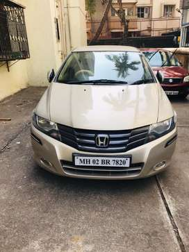 Honda City 1.5 V Automatic Exclusive, 2011, CNG & Hybrids