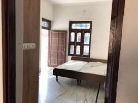 Fully furnished independent house for families