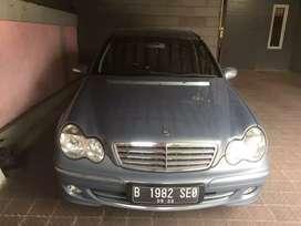 Jual Mercedes C240