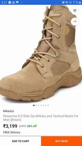 Mikasa boots for sale not even used for once