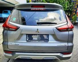 Mobil Xpander Ultimate Matic A/T 2018 KM 32rb Warna Grey Plat L