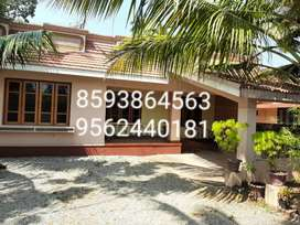 15 cent plot with 1350 Sq. Ft 3BHK House In puliyathmukku