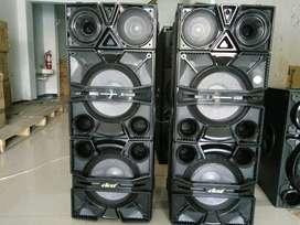 Super Big Aktif Speaker Transformer DAT DX122 - Bluetooth + USB + FM