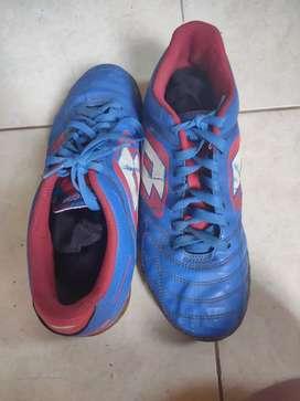 Jual sepatu futsal lotto