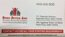 Customer Relationship Manager (F). Req. in Educational Institute at Sh