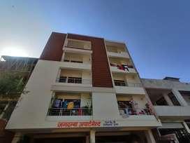 2 bhk semi furnished flat in super prime location