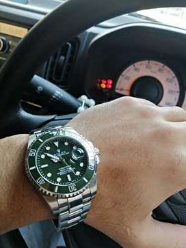 Rolex oyster perpetual date. Submariner