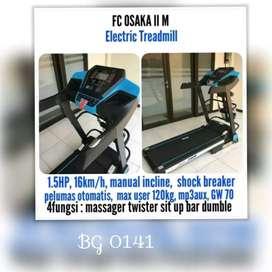 Treadmill Elektrik Osaka // Bottleo OF 16L25