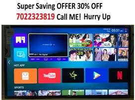 """NEW Great Dhamaka Sale 50""""4k UHD LED All Sizes Available with Warranty"""
