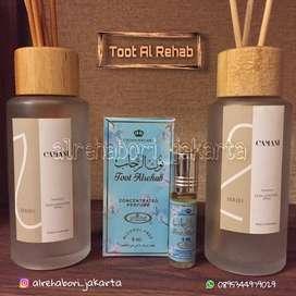 Parfum Toot Al rehab alrehab parfum arab
