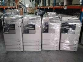 Jual cepat mesin fotocopy digital all tipe new dan second