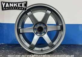 VElg Mobil Attivo, Corolla, Valco, Accord VTI dll R17 HSR Wheel TOKYO