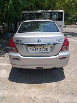 Maruti Suzuki Swift Dzire LDI, 2011, Diesel