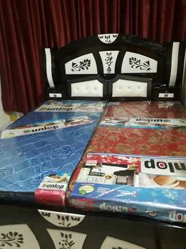 New bed fresh