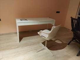 Ikea study table, brand new