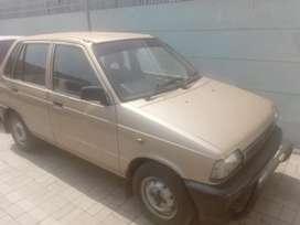 Maruti Suzuki 800 Std BS-III, 2000, LPG