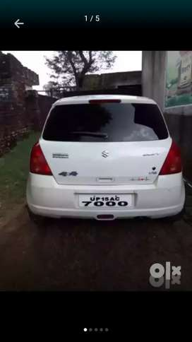 Swift zxi Good condition and V.IP no hai car ka