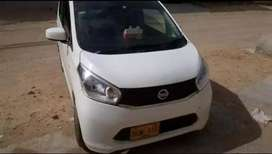 Nissan Dayz Model 2014 is for urgent sale