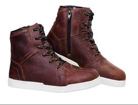 Motorcycle Urban Fashion Boots - CASH ON DELIVER -