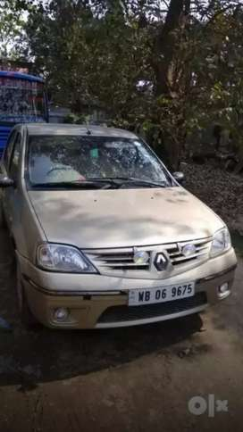Logan in good condition well maintained ,mileage is 25/ltr.