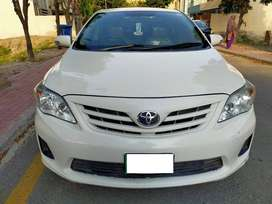 toyota corolla gli 2014 on easy installments