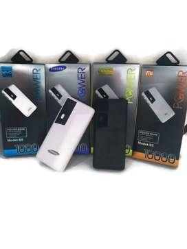 Powerbank Real 10.000 MAH Digital Brand Xiaomi Garansi TOKO 3 Bulan