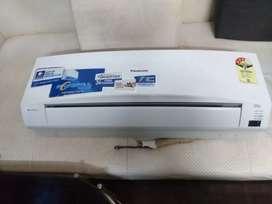 Used 1 Ton Panasonic Split AC for Sale with Warranty & Installation