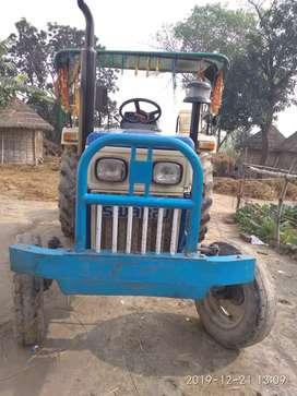 Swaraj 2014 modal tractor in good condition.