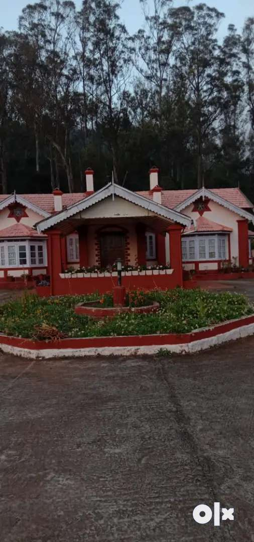 British Heritage Bunglow for Sale at Lovedale Ooty 0