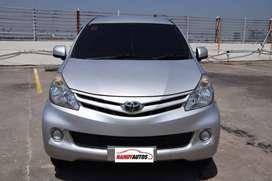 Toyota Avanza E Manual Tahun 2014 / 2015