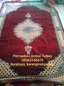 KARPET PERMADANI HAMBAL AMBAL TURKEY GUBENG SURABAYA PUSAT TIMUR