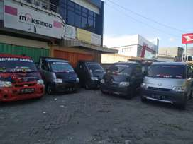 Rental mobil pick up + spr