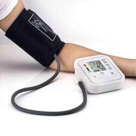 Pengukur Tekanan Darah Sphygmomanometer with Voice