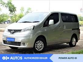 [OLXAutos] Nissan Evalia 2014 SV 1.5 Bensin M/T Silver #Power Auto ID