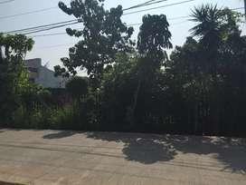 Dijual tanah daerah Jl.Raya Kalisuren Parung Bogor