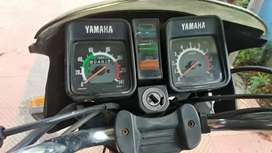 YAMAHA RXZ with papers