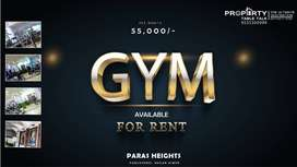 GYM FOR FITNESS
