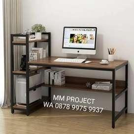 PRODUKSI Meja belajar, meja komputer, meja kerja, meja kantor