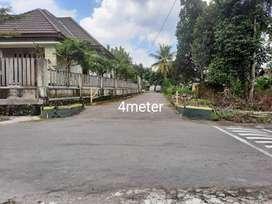 Tanah Murah Area Jakal Jogja Pinggir Jalan Aspal