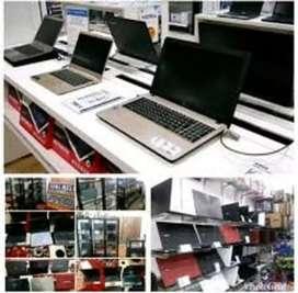 Pusat laptop second bergaransi full tinggal pilih