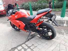 Ninja 250 Thn 2012 Cash&Credit Good Condition !