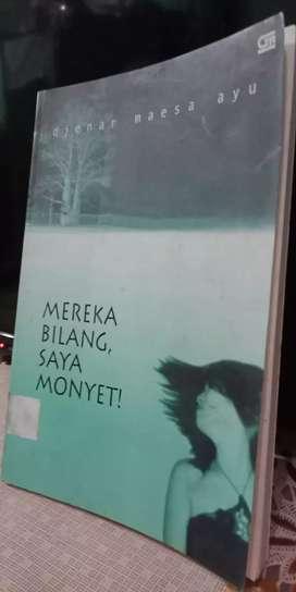 Novel Djenar Maesa Ayu